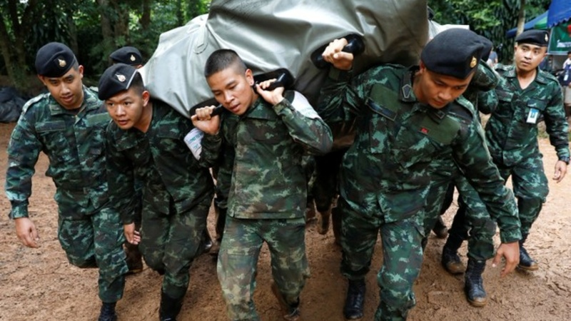 Search still on for missing Thai soccer team