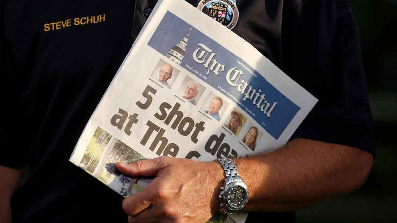 The victims of the Capital Gazette shooting