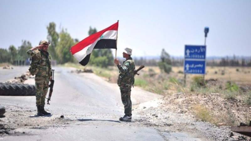 Syrian army takes ground as rebels surrender