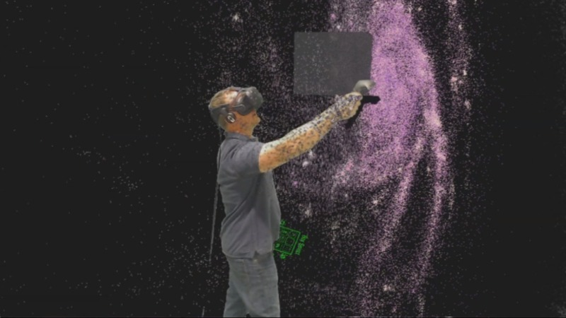 Virtual reality Milky Way opens up the galaxy