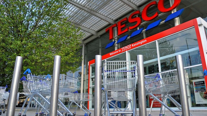 Carrefour and Tesco up stakes in strategic pact