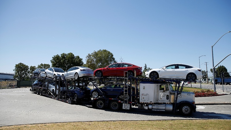Tesla hits production target, can it sustain it?