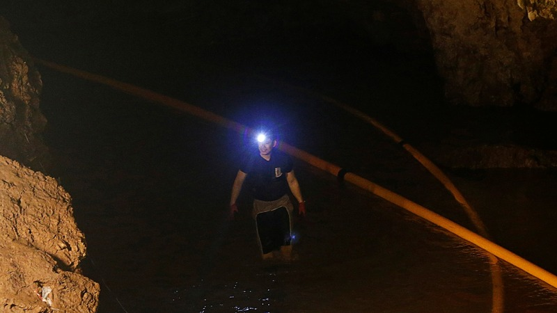 Thai boys alive, but cave ordeal not over yet