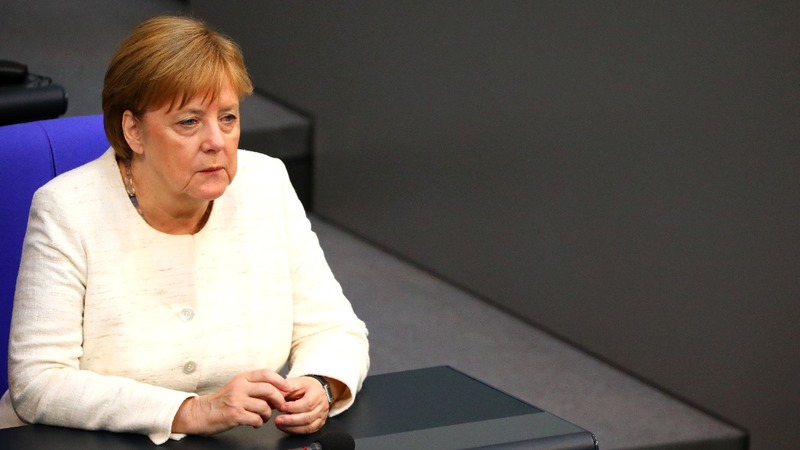 Merkel weakened by latest political crisis