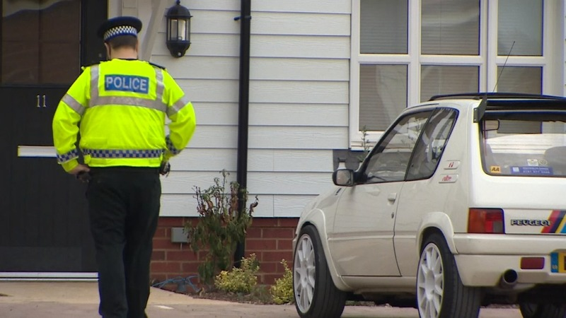 'Major incident' in town near Skripal poisoning