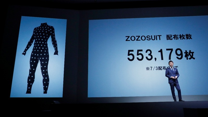 Japan suits up with new custom-fit technology