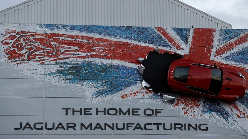 Jaguar Land Rover issues 'bad Brexit' warning