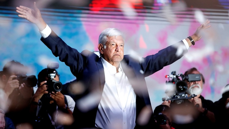 Mexico's rocky road to electing Lopez-Obrador