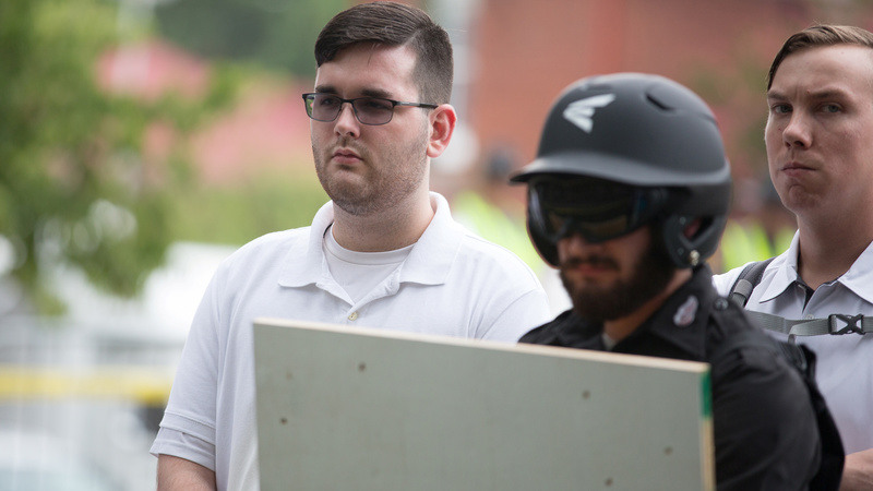 Alleged Charlottesville killer faces federal hate crimes