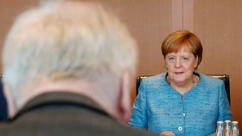 German coalition reaches deal on migration