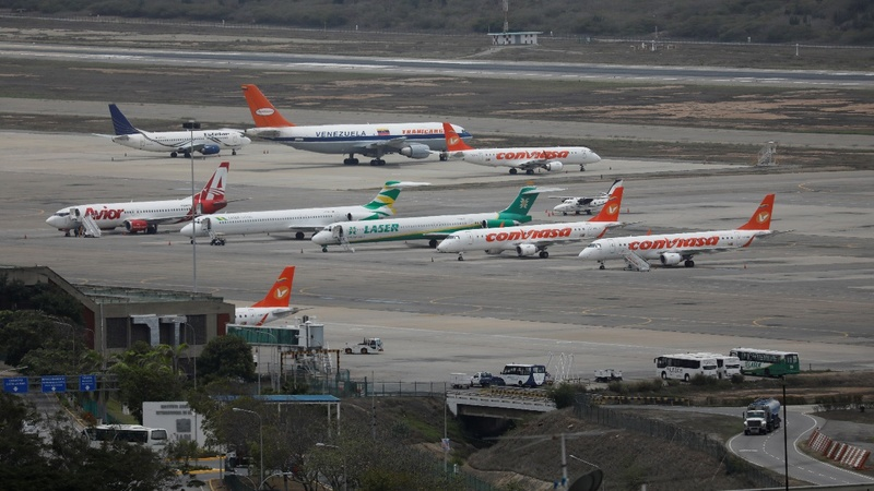 Venezuela's domestic airline industry in crisis