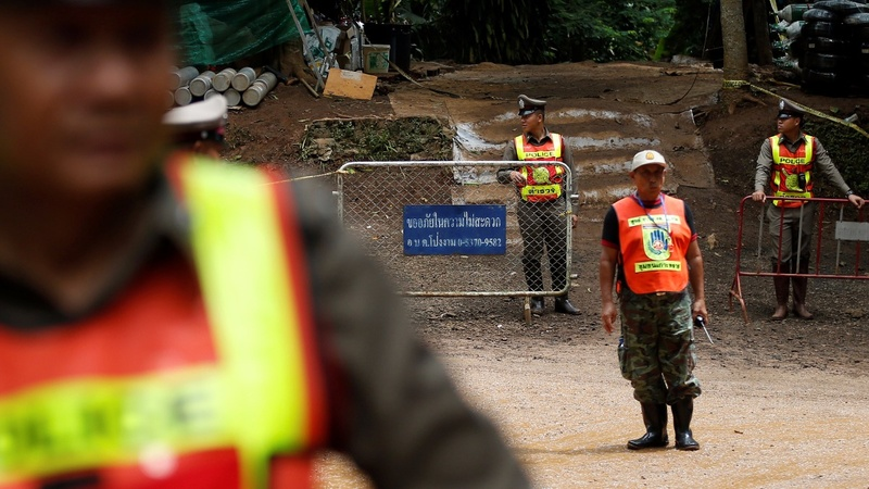 """D-Day"" for rescuing trapped Thai schoolboys"