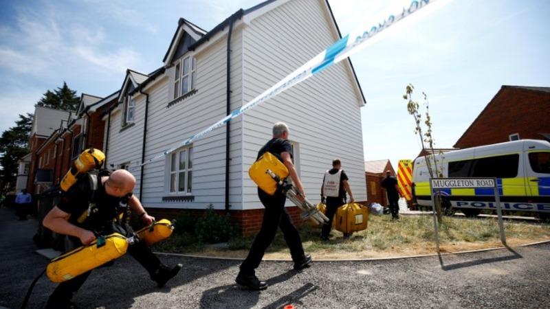 British woman dies after Novichok exposure