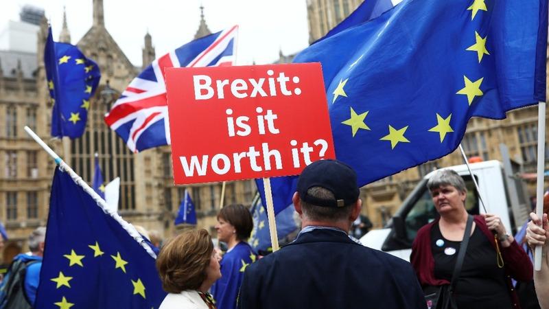 Trump's visit exposes Britain's Brexit paradox