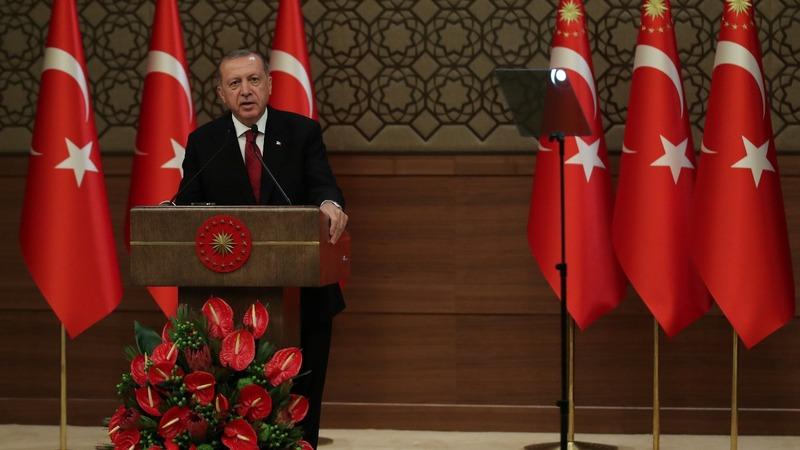 Erdogan makes son-in-law finance minister