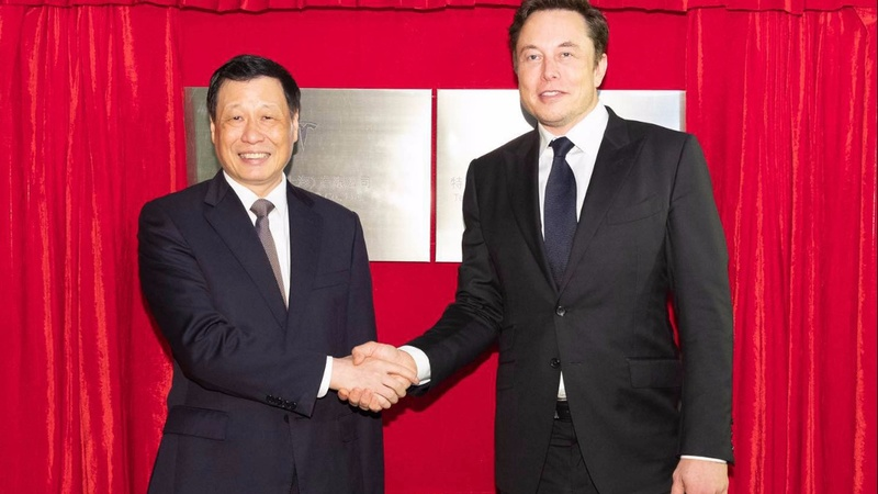 Tesla goes big in China with Shanghai plant