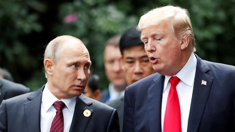 Trump, Putin summit may be 'easiest' part of Europe tour