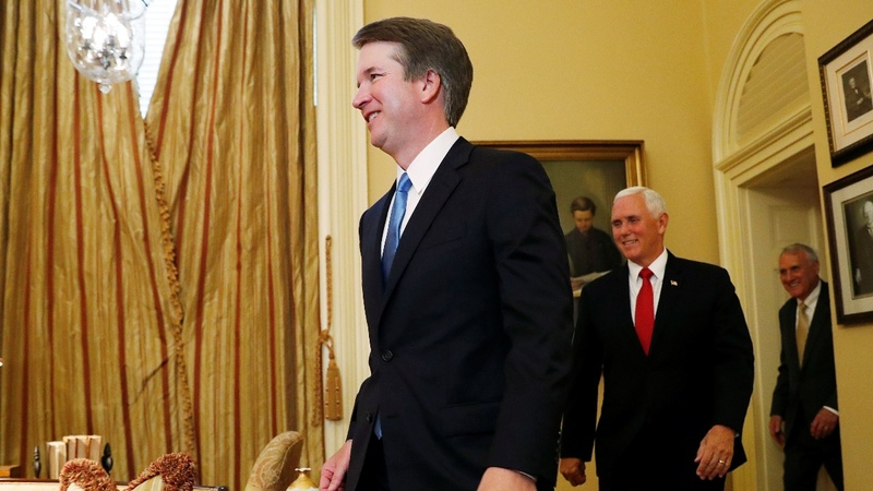 Conservatives fret over Kavanaugh's style