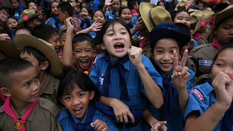 'Mission accomplished': world cheers Thai rescue