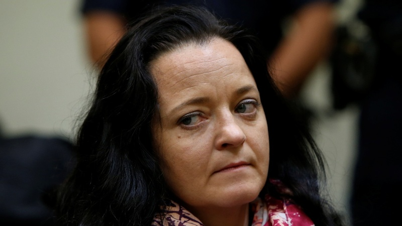 Neo-Nazi jailed for life in German murder trial