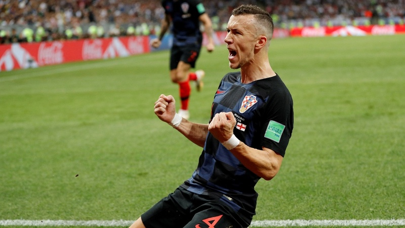 Croatia takes down England in World Cup semis