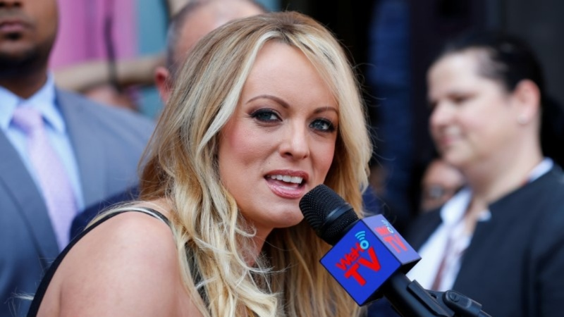 Charges dropped against Stormy Daniels after arrest