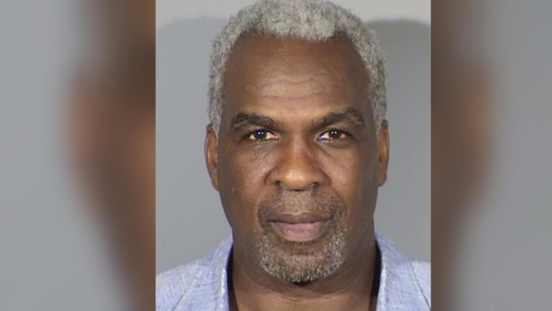 Former NBA star Charles Oakley arrested in Vegas