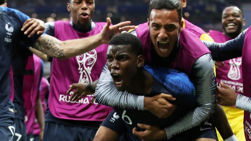 France defeats Croatia 4-2 to win World Cup