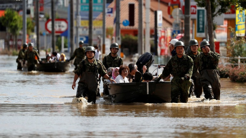 Official delays magnified deaths in Japan's floods
