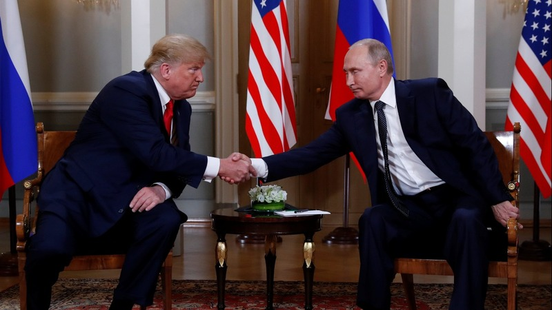 Trump predicts 'extraordinary relationship' with Russia