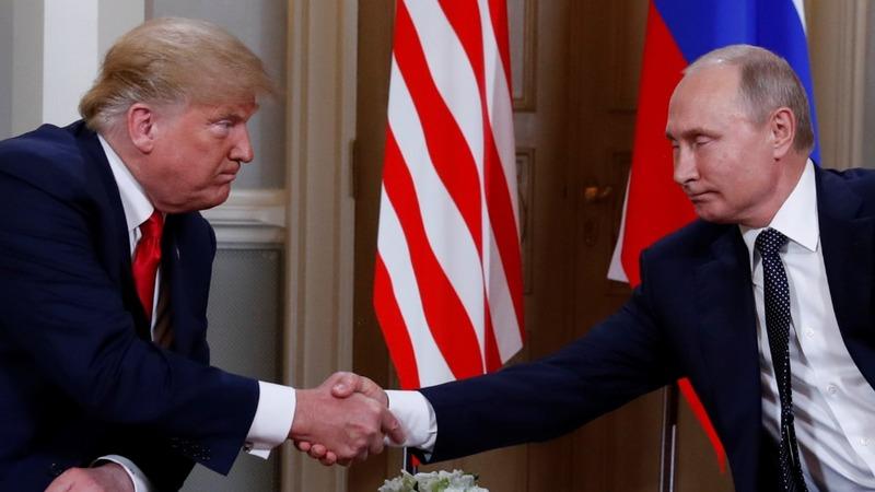 VERBATIM: Trump's 'hope' for Russian relations