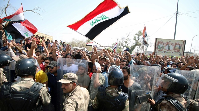 Iraq rocked by a week of angry protests