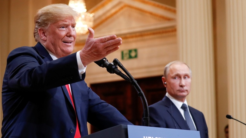 Trump: 'no reason to believe' Russia hacked U.S. election