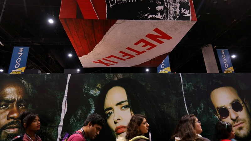Netflix misses subscriber numbers, stock drops