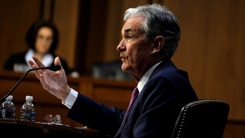 Senators grill Fed head Powell on tariffs
