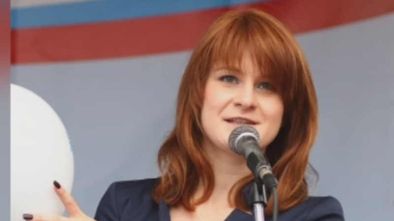 Alleged Russian agent Butina indicted