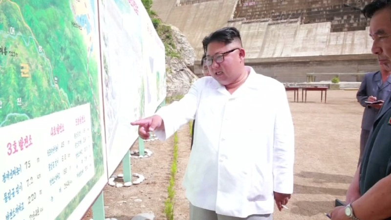 Kim Jong Un 'speechless' in recent official trip