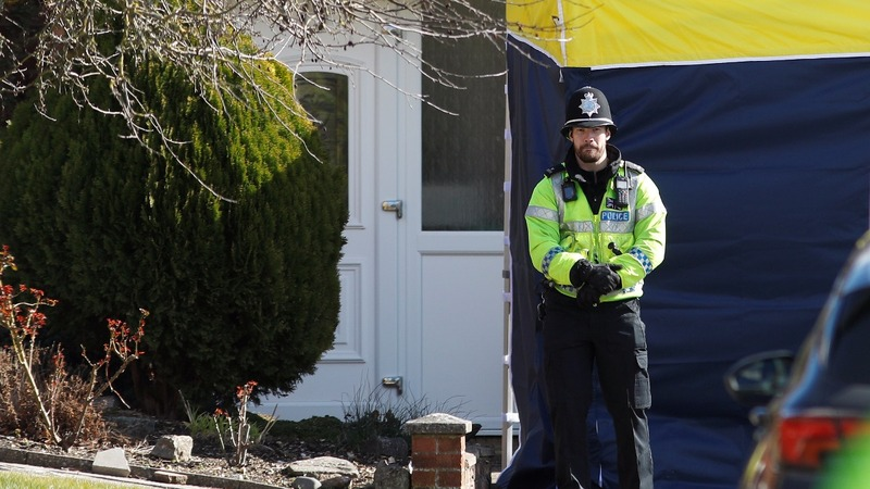 Britain identifies Novichok attackers - report