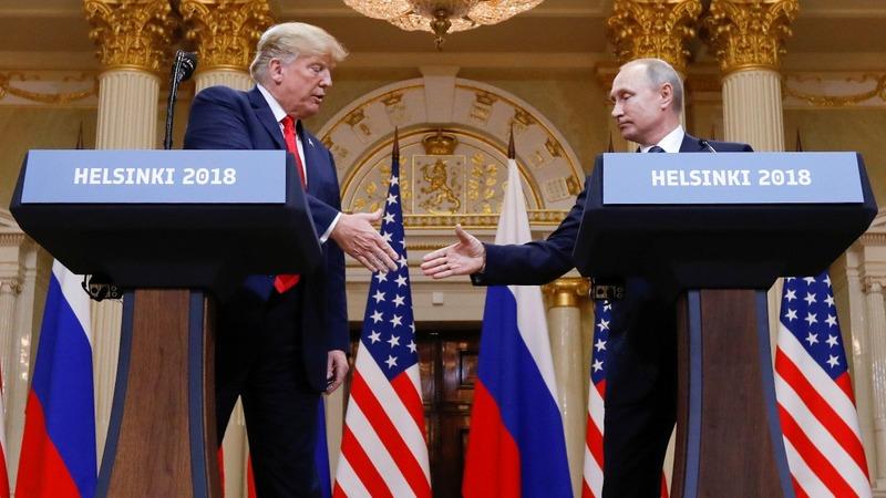 Trump, Putin lash out over summit fallout