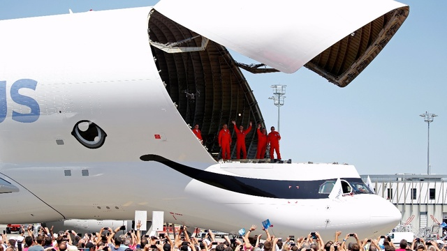 INSIGHT: Airbus Beluga XL makes a splash
