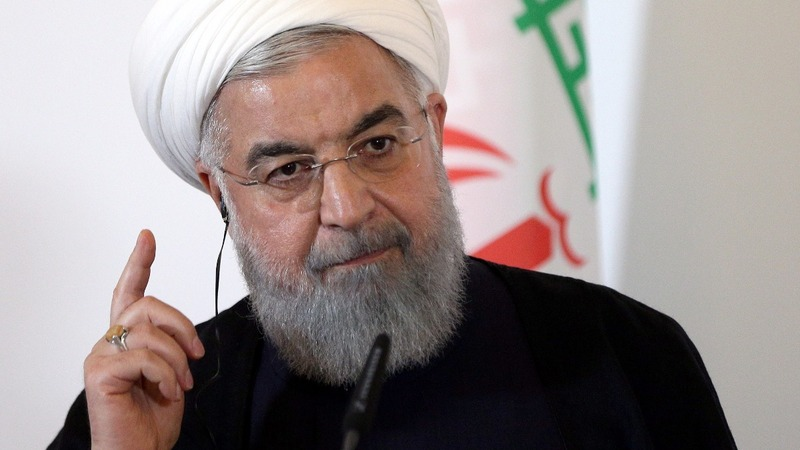 Iran's Rouhani warns US of 'mother of all wars'