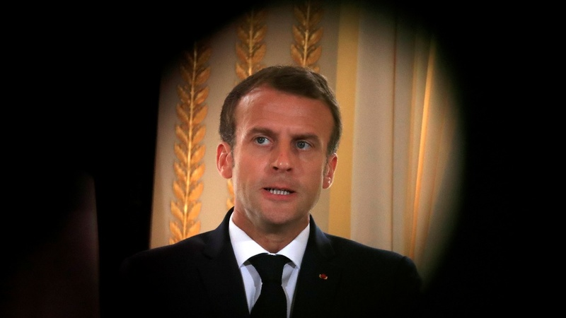 Macron orders a shake-up of the French presidency