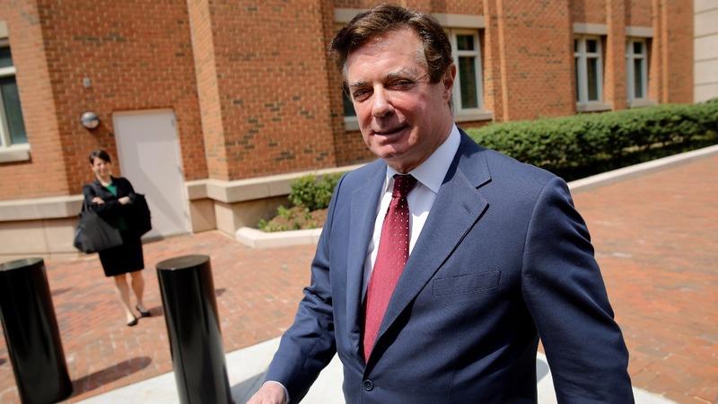 Judge postpones Manafort trial to next week