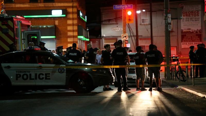 Suspected Toronto gunman identified