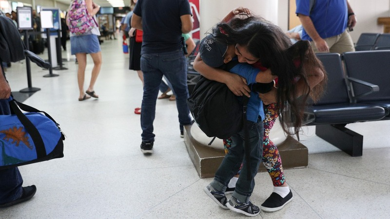 As deadline looms, some migrant parents deported