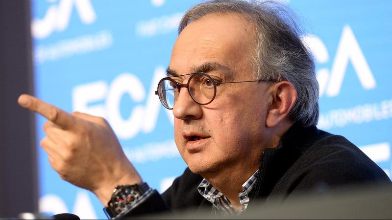 Former Fiat Chrysler CEO Marchionne dies