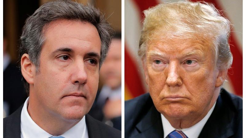 Ex-Trump lawyer releases secret recording