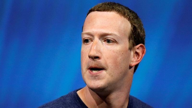Facebook shares plunge after grim outlook