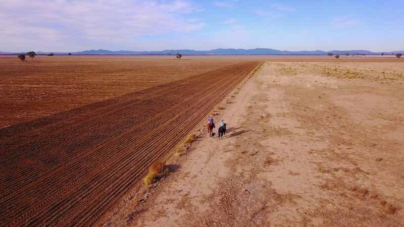 'Worst drought in decades' for Australian farmers