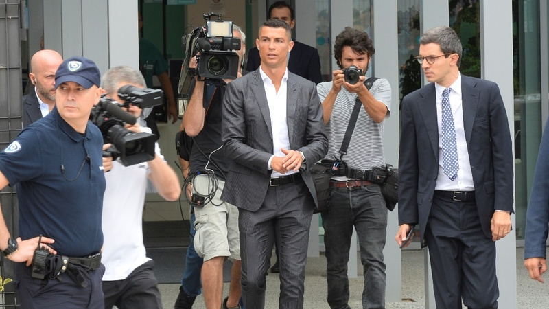 Cristiano Ronaldo fined $3.7 mln over tax evasion